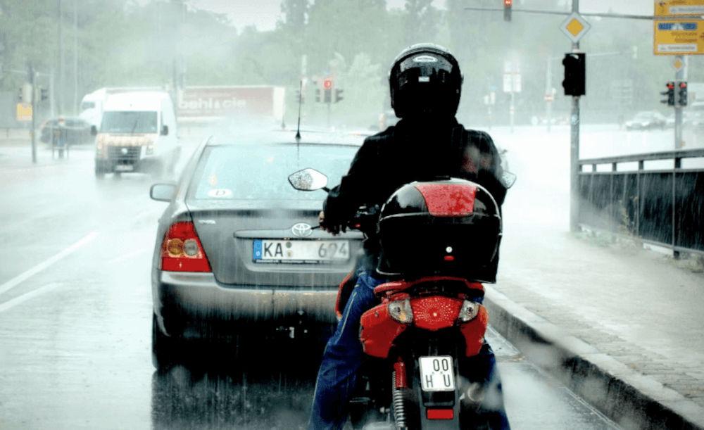 Kledingadvies scooter